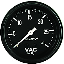 2317 Vacuum Gauge - Mechanical, Universal