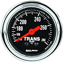 Autometer 2451 Transmission Temperature Gauge - Mechanical, Universal