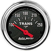 Autometer 2552 Transmission Temperature Gauge - Electric Air-Core, Universal
