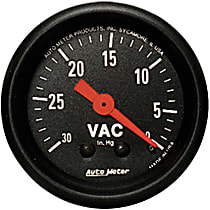 2610 Vacuum Gauge - Mechanical, Universal