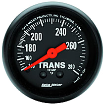 Autometer 2615 Transmission Temperature Gauge - Mechanical, Universal