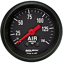 2620 Air Pressure Gauge - Mechanical, Universal, Sold individually