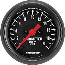 Pyrometer Gauge - Electric Digital Stepper Motor, Universal