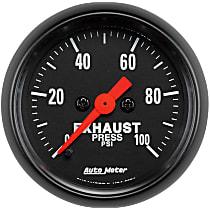 2674 Exhaust Pressure Gauge - Mechanical, Universal