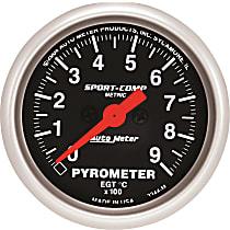 Pyrometer Gauge - Electric, Universal