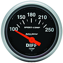 3349 Differential Temperature Gauge - Electric, Universal