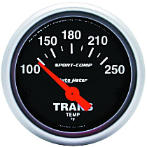 Autometer 3357 Transmission Temperature Gauge - Electric Air-Core, Universal