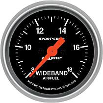 3370 Air Fuel Gauge - Wideband, Universal