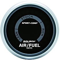 Autometer 3375 Air Fuel Gauge - Narrowband, Universal