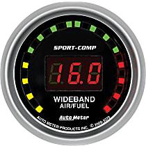 Autometer 3379 Air Fuel Gauge - Wideband, Universal