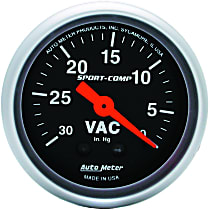 3384 Vacuum Gauge - Mechanical, Universal