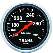 Autometer 3451 Transmission Temperature Gauge - Mechanical, Universal