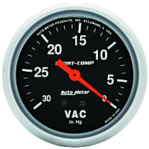 3484 Vacuum Gauge - Mechanical, Universal