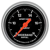 Autometer 3579 Air Fuel Gauge - Wideband, Universal