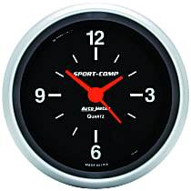 3585 Clock - Electric, 12 Hour, Universal