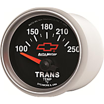 Autometer 3649-00406 Transmission Temperature Gauge - Electric Air-Core, Universal