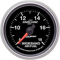 3670 Air Fuel Gauge - Wideband, Universal