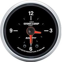 3685 Clock - Electric Digital Stepper Motor, 12 Hour, Universal