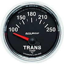 Autometer 3849 Transmission Temperature Gauge - Electric Air-Core, Universal