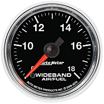 3870 Air Fuel Gauge - Wideband, Universal