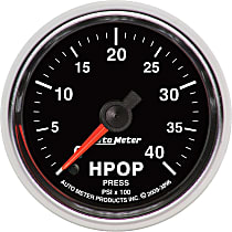 Autometer 3896 Oil Pressure Gauge - Electric Digital Stepper Motor, Direct Fit, Sold individually