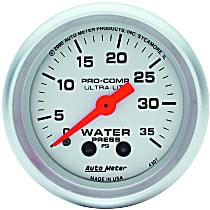 4307 Water Pressure Gauge - Mechanical, Universal
