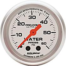4324 Water Pressure Gauge - Mechanical, Universal