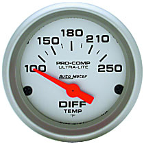 4349 Differential Temperature Gauge - Electric, Universal