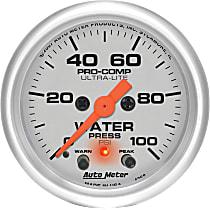 4368 Water Pressure Gauge - Mechanical, Universal