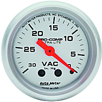 4384 Vacuum Gauge - Mechanical, Universal