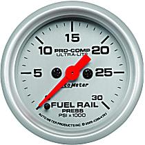 4386 Fuel Pressure Gauge - Electric Digital Stepper Motor, Direct Fit