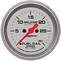 4393 Fuel Pressure Gauge - Electric Digital Stepper Motor, Direct Fit