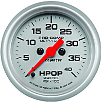4396 Oil Pressure Gauge - Electric Digital Stepper Motor, Direct Fit, Sold individually