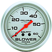 4402 Blower Pressure Gauge - Mechanical, Universal
