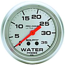 4407 Water Pressure Gauge - Mechanical, Universal