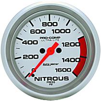 Autometer 4474 Nitrous Pressure Gauge - Electric, Universal