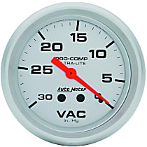 4484 Vacuum Gauge - Mechanical, Universal