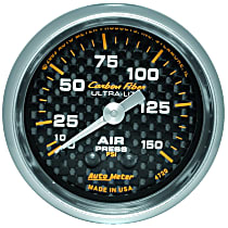 4720 Air Pressure Gauge - Mechanical, Universal, Sold individually