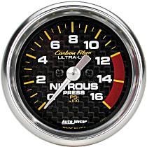 Autometer 4774 Nitrous Pressure Gauge - Electric, Universal