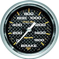 4867 Brake Pressure Gauge - Electric, Universal, Sold individually