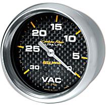 Autometer 4884 Vacuum Gauge - Electric Air-Core, Universal