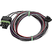 5229 Gauge Wire Harness - Black and Red, Universal