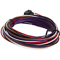5233 Gauge Wire Harness - Black and Red, Universal