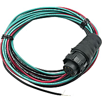Autometer 5258 Wiring Harness - Universal, Sold individually