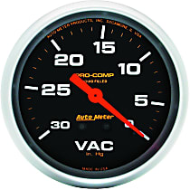 5484 Vacuum Gauge - Mechanical, Universal