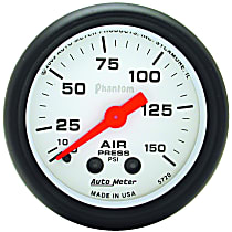5720 Air Pressure Gauge - Mechanical, Universal, Sold individually