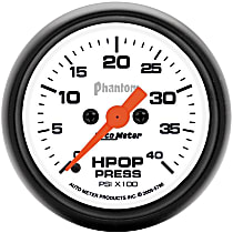 5796 Oil Pressure Gauge - Electric Digital Stepper Motor, Direct Fit, Sold individually