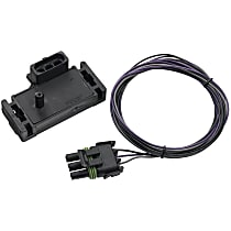 Autometer 6056 Gauge Sending Unit - Boost & Fuel Pressure Sensor, Universal