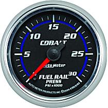 6186 Fuel Pressure Gauge - Electric Digital Stepper Motor, Direct Fit