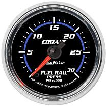 6193 Fuel Pressure Gauge - Electric Digital Stepper Motor, Direct Fit